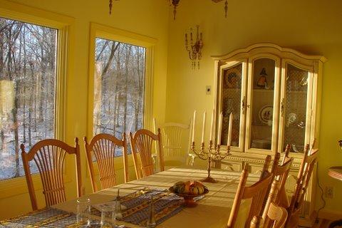 Les Nymphéas Studio Studio Screen Porch Monet Dining Room